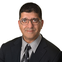 Dr. Rakesh Jetly, OMM, CD, MD, FRCPC